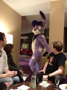 Twilight poses at FWA